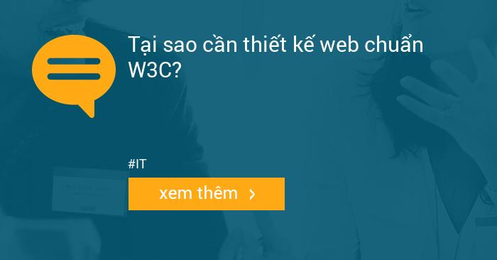 w3c là gì