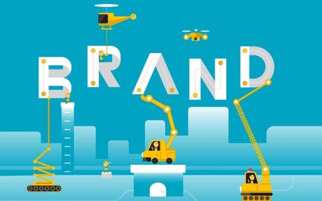 xây dựng thương hiệu với website